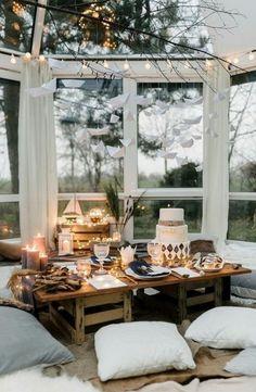 Sweet table. Design inspiration