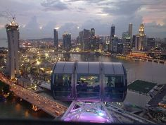 Singapore Flyer - at the top #3   Flickr - Photo Sharing!