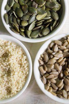 Fresh ingreedients we always keep in our #kitchen #seeds #vegetarian #healthy #cooking