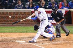 MLB: Cubs concluyen temporada regular con derrota ante Rojos