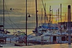 Sunset in Cagliari by Enea H. Medas  on 500px