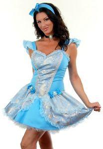 LEG Avenue Sexy Cinderella Gown Adult Fancy Dress Halloween Costume | eBay