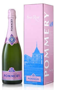 Luxury Packaging, Bottle Packaging, Pommery Champagne, Whisky, Brochure Design Layouts, Champagne Brands, Rose Price, Wine Label Design, Balloon Gift