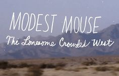 MODEST MOUSE - Watch a 45-min documentary on the classic 1997 album The Lonesome Crowded West featuring interviews & archival footage.