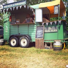 Back to the Trenches OCR Horse Box Bar