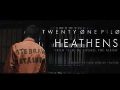'Suicide Squad' Soundtrack: Twenty One Pilots Unleashes Belle Reve-Themed 'Heathens' Video Heathens Twenty One Pilots, Twenty One Pilots Lyrics, Music Lyrics, Music Songs, Music Videos, Song Artists, Criminal Minds, Staying Alive, Cool Bands