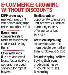 After government's ban on discounts, online retailers exploring new strategies to woo customers