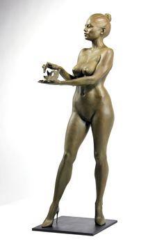 Emily, Bronze, 2015