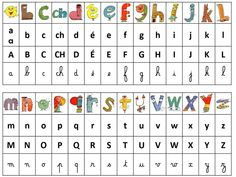 Alphabet Alpha, Script Cursif, Social Transformation, Blue Aesthetic Pastel, Montessori Education, French Lessons, Learn French, Activities For Kids, About Me Blog