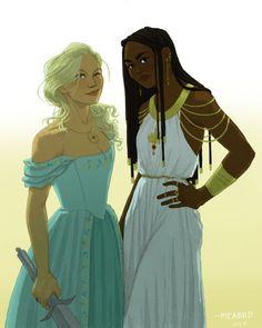 Celeana and Nehemiah