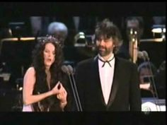 "Andrea Bocelli &Sara Brightman-Con Te Partirò -""Timeless""(Europe) -""Time to say goodby""(US)"