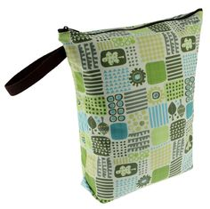 Blueberry Diaper Wet Bag NEW PRINT