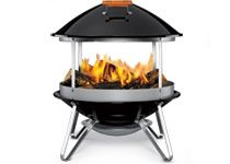 Weber Fireplace for the patio