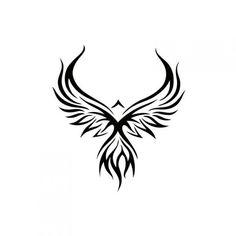 Phoenix Tattoo Design, Tribal Phoenix Tattoo Design Tribal Phoenix Act . - Schlafzimmer -Tribal Phoenix Tattoo Design, Tribal Phoenix Tattoo Design Tribal Phoenix Act . Phönix Tattoo, Body Art Tattoos, New Tattoos, Sleeve Tattoos, Tatoos, Tattoo Pics, Celtic Tattoos, Chest Tattoo, Picture Tattoos