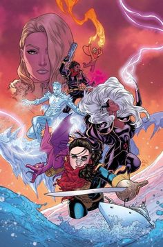 Russell Dauterman is an illustrator and character designer, best known as the artist of the Marvel comic book series, THE MIGHTY THOR. Marvel Dc, Marvel Comics, Marvel Comic Universe, Marvel Heroes, Comic Book Artists, Comic Artist, Comic Books Art, Spiderman, Arte Nerd