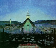 Fine Arts Presentations: An e.Gallery for Artists- Harald Sohlberg