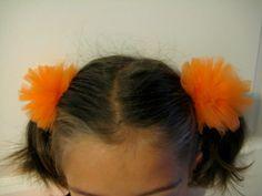 Flori de dovlecel – fundițe de prins în păr – Revista Atelierul