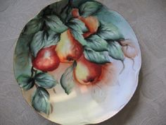 Hand Painted Plates Can Look Amazing In Your Home Today - http://www.amazinginteriordesign.com/hand-painted-plates-can-look-amazing-home-today/