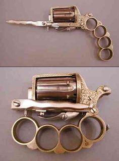 handgun with options