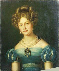 Friederike Charlotte Marie of Württemberg (1807-1873)