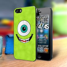 Monster Inc Iphone 4 case