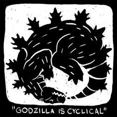 Godzilla is Cyclical