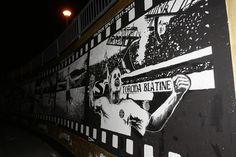 torcida mural