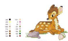 sandylandya@outlook.es Bambi cross stitch