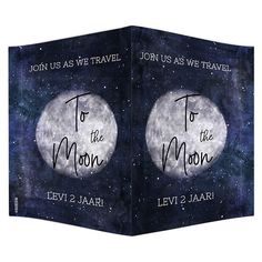 Raambord verjaardag two the moon Party Decoration, Moon, Diy, Products, Birthday, The Moon, Bricolage, Do It Yourself, Homemade