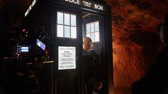 Dr Who, Bristol, Public