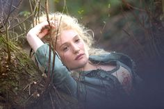 Romola Garai as Celia in Shakespeare's AS YOU LIKE IT, adapted and directed by Kenneth Branagh for HBO, 2006.
