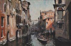 "Edward Seago, ""Venice"""