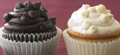 Ghirardelli Recipe: Dark Chocolate Cupcakes