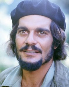 Omar Sharif - Know nothing about him except he's beautiful