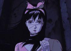 Image result for retro anime girl gif