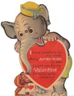 be minevalentine pinterest - Elephant Valentine