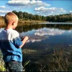 How to Teach Kids and Friends to Fish!
