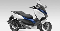 Honda Forza 125 ABS, available April 2 at the price of... | Bikes Media