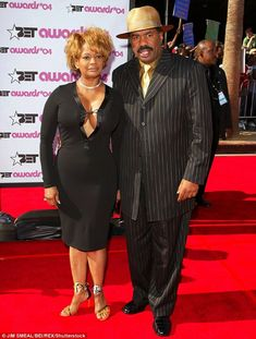 There is not much information about Mary Lee Harvey, the second wife of entertainer, Steve Harvey. Steve Harvey, Move On From Him, Broderick Crawford, Mary Lee, Second Wife, Wife And Kids, Family Feud, Tv Station