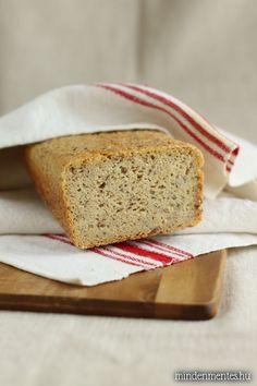 Nóri's ingenious cooking: My best gluten-free, whole grain bread, ever! Need psyllium husk.