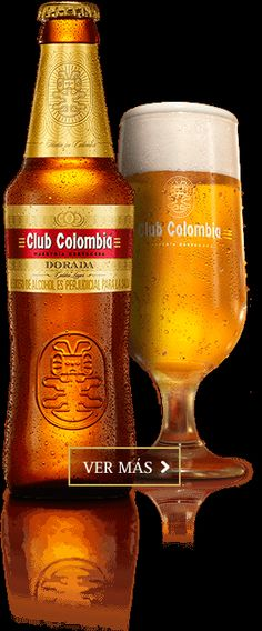 Cerveza Club Colombia Dorada Botella 330 ml Four Loko, Whisky, Beer Bottle, Whiskey Bottle, Club Colombia, Different Types Of Beer, Beer 101, Beers Of The World, Beer Packaging