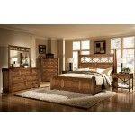 ART Furniture - Copper Ridge Poster Bedroom Set - ART-177157-ROOM  SPECIAL PRICE: $1,543.00