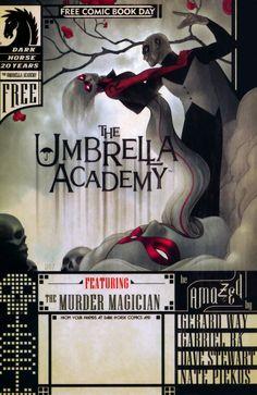 Umbrella Academy Free Comic Day
