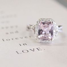 Forever in love. #BrilliantEarth #EngagementRing