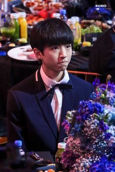 160909 Wang Junkai #WJK #Karry #WangKarry #王俊凯 #หวังจุนไค #จุนไค #tfboys #BAZAAR明星慈善夜