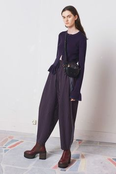 See the full Pre-Fall 2018 collection from See by Chloé.