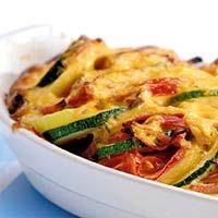 Recept - Ovenschotel met boursin en ham - Allerhande