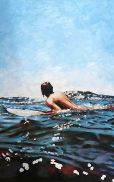 Thomas Saliot - Waiting for my wave