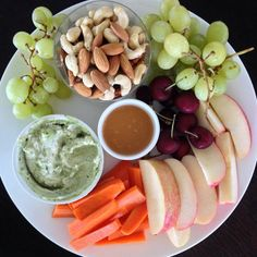 healthy lunch platter #paleo #vegan #healthy #food