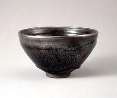 Tea Bowl - Southern Song dynasty, C 12-1 century #ceramics #pottery #tea_bowl